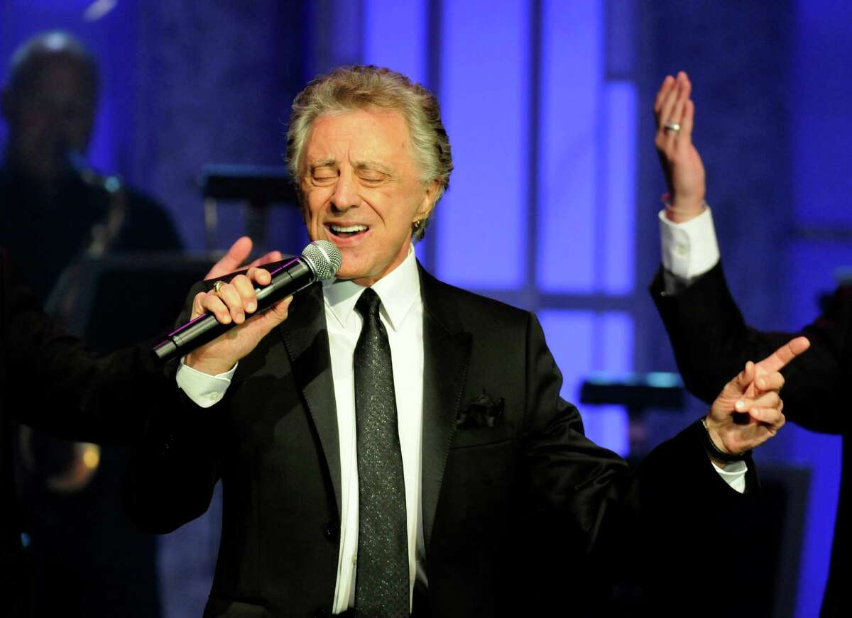 Saint PAUL, MN - JULY 25: Frankie Valli & the Four Seasons perform at the 2010 Starkey Hearing Foundation 10th Annual