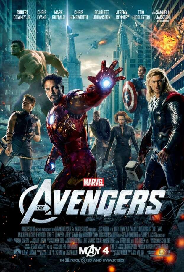 """Best team:""""The Avengers"""""""