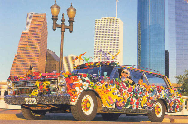 The Fruitmobile in 2004. / HC