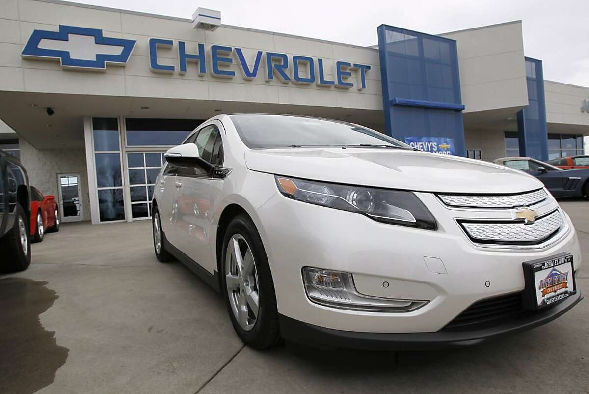 The Chevrolet Volt plug-in hybrid easily tops the list for wagons and hatchbacks under the new ranking system.