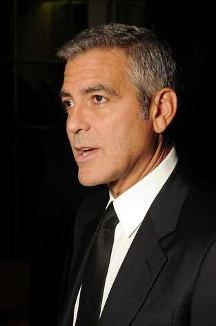 George Clooney is the ultimate bachelor.  Photo: Dave Rossman, . / © 2012 Dave Rossman