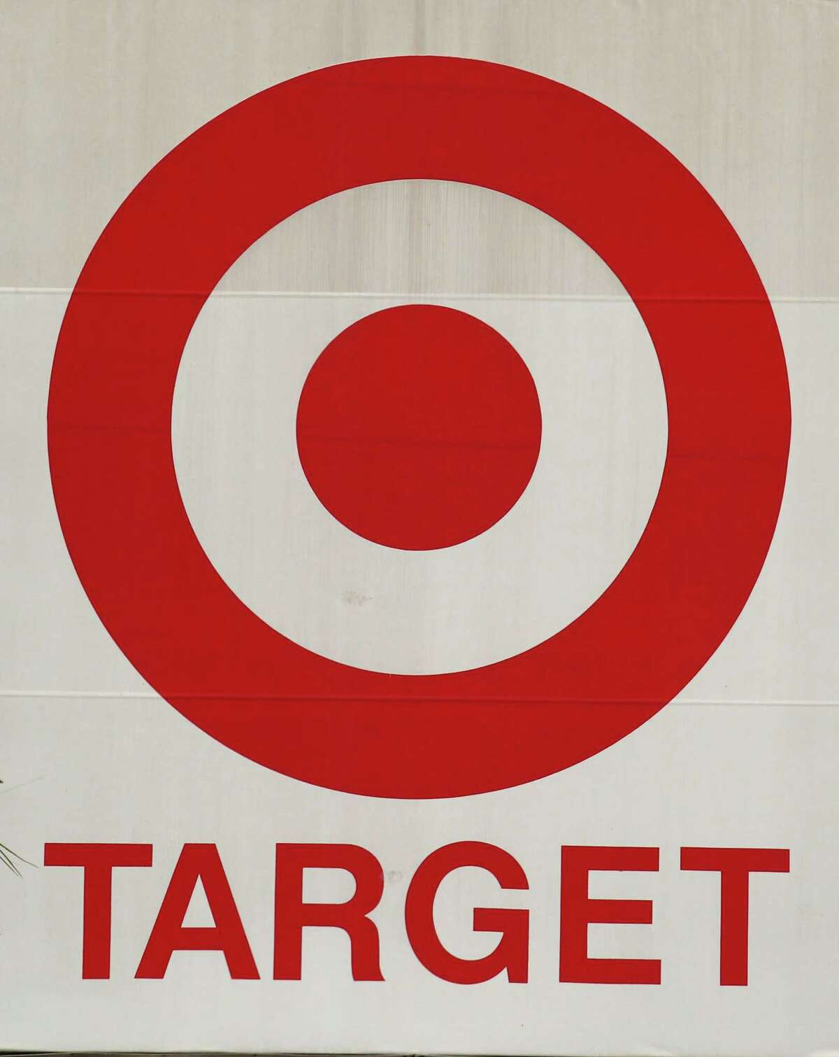 FILE - This Nov. 15, 2011, file photo, shows a Target store sign in Miami. Target Corp. said Thursday, May 3, 2012, a key sales figure rose 1.1 percent in April, but it fell short of analysts' expectations. (AP Photo/Wilfredo Lee, File)