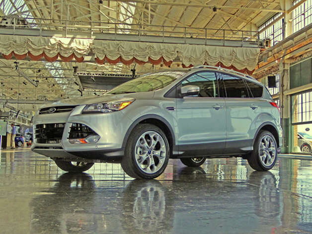 2013 Ford Escape (photo by Dan Lyons) / copyright: Dan Lyons - 2012