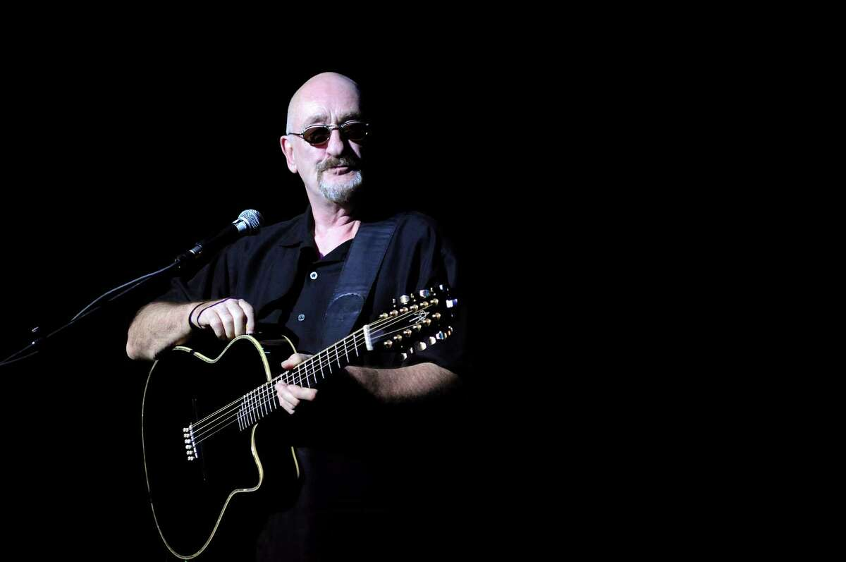 Dave Mason of Traffic performs during Hippiefest on Thursday, Oct. 13, 2011, at Palace Theatre in Albany, N.Y. (Cindy Schultz / Times Union)
