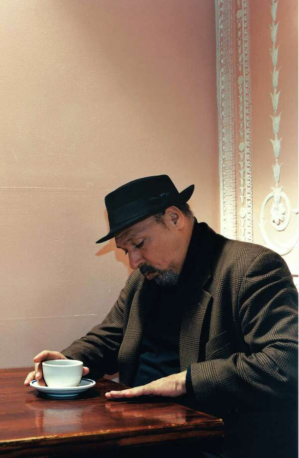 "Playwright August Wilson, seen here in 2005 a few months before his death, penned an epic 10-play cycle chronicling the black experience in 20th-century America. One of the plays, ""King Hedley II,"" makes its local premiere at Ensemble Theater on Sunday. Photo: Dana Lixenberg / handout email / Everett Evans"