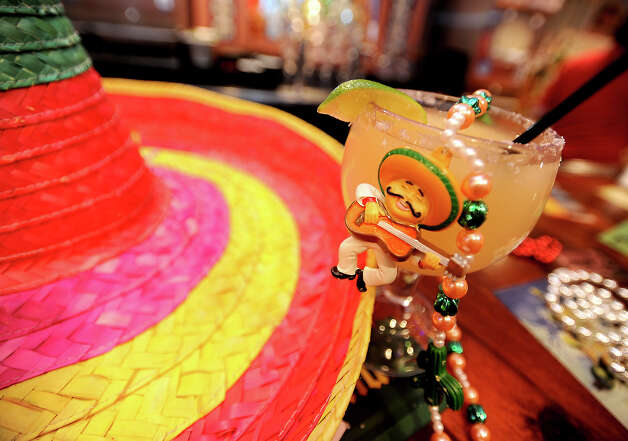 The 3-G Margarita is a popular margarita at Cafe Del Rio in Beaumont, Wednesday,  April 25, 2012. Tammy McKinley/The Enterprise Photo: TAMMY MCKINLEY