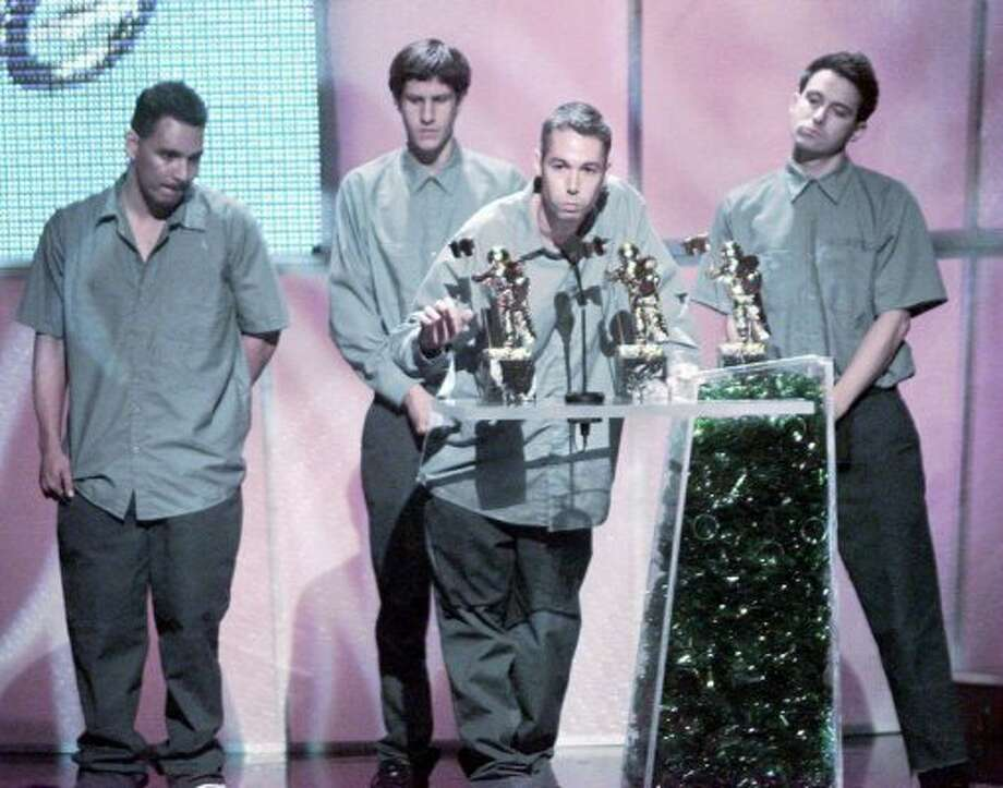 The group had won three Grammys and several awards from MTV for their music and music videos. (MICHAEL KITADA / KRT)
