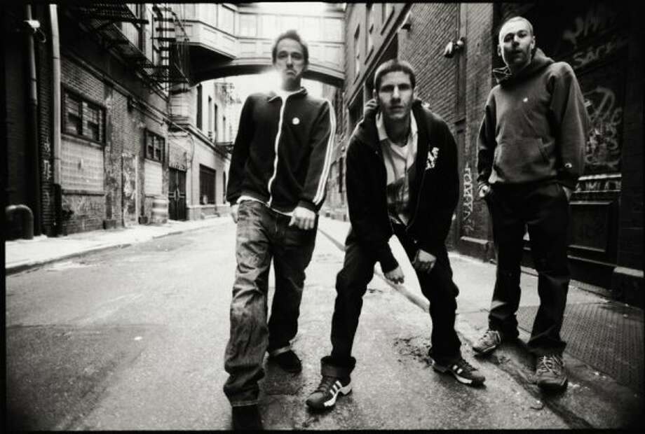 The trio came back with a new album in 2011, 25 years after their debut. (Capitol Records)