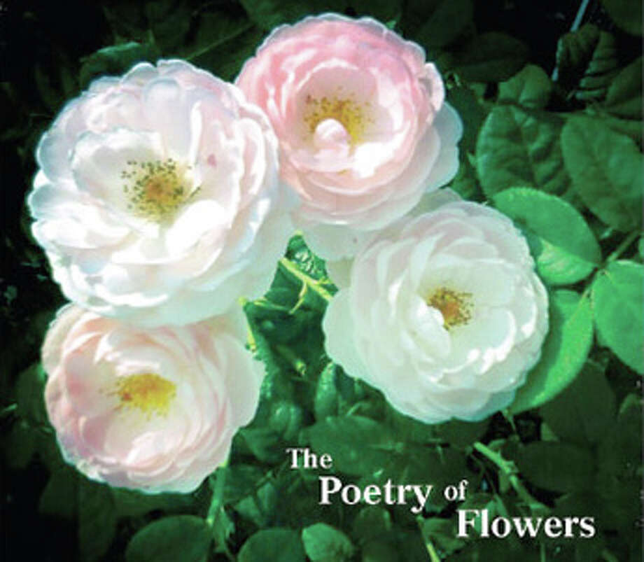 Editor and photographer Camille Rankin will sign copies of her newest gift book, ìThe Poetry of Flowers,î Saturday, May 12, at Elm Street Books. Photo: Contributed Photo