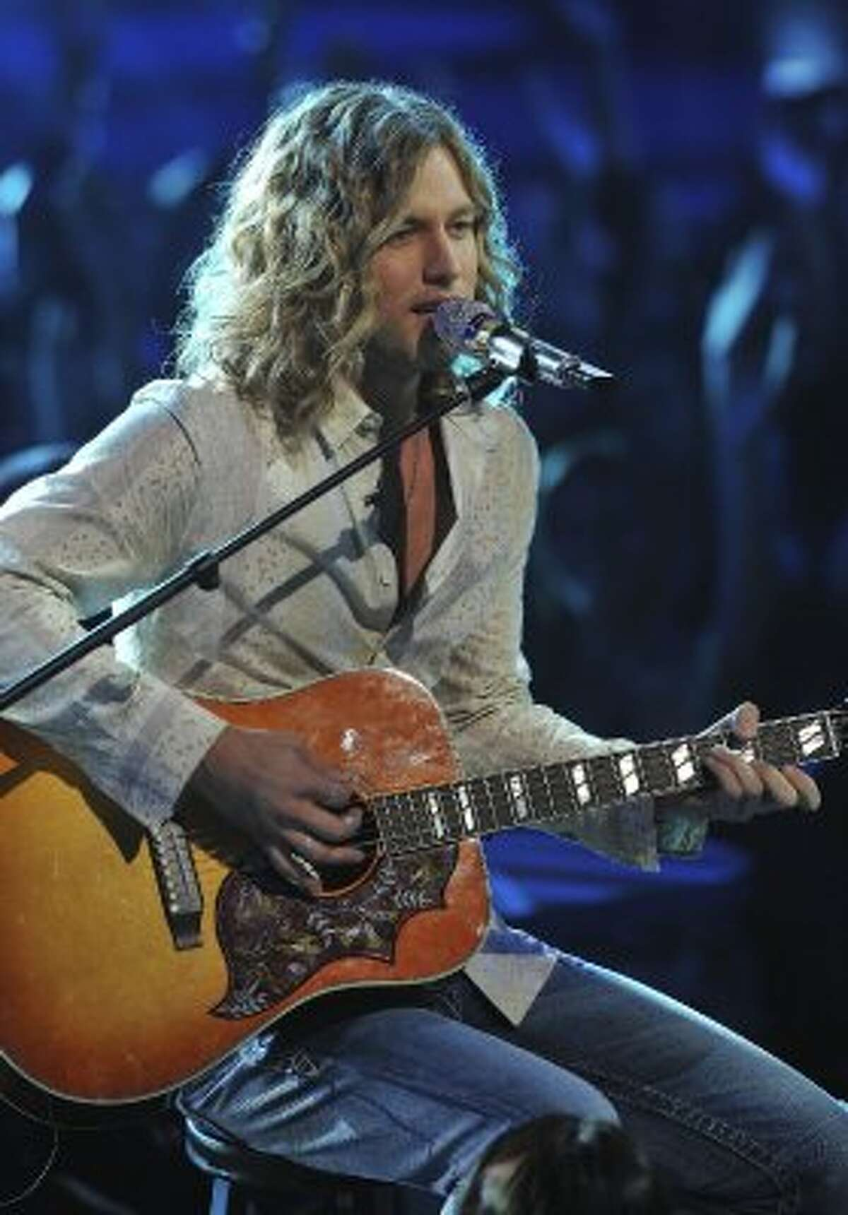 Casey James is from Fort Worth.