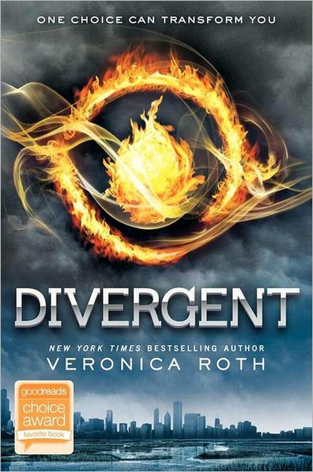 'Divergent': March 21 Photo: --