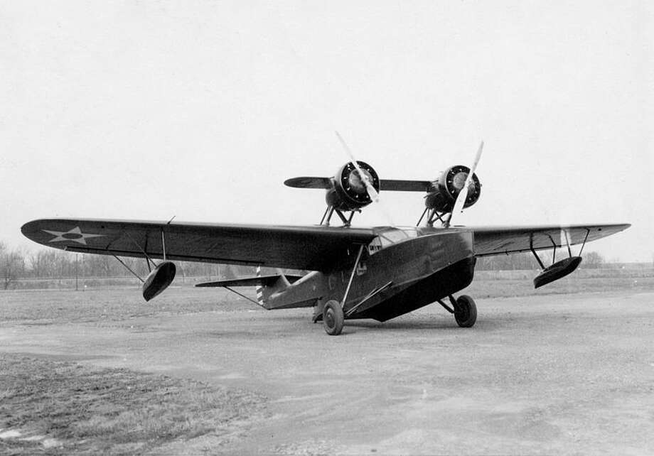 The Douglas amphibian, which became the prototype for the Dolphin series, made its first flight in July 1930. The Dolphin was the most popular Douglas flying boat of the era. This is U.S. Army Air Corps Douglas OA-3 Dolphin. Photo: National Museum Of The U.S. Air Force