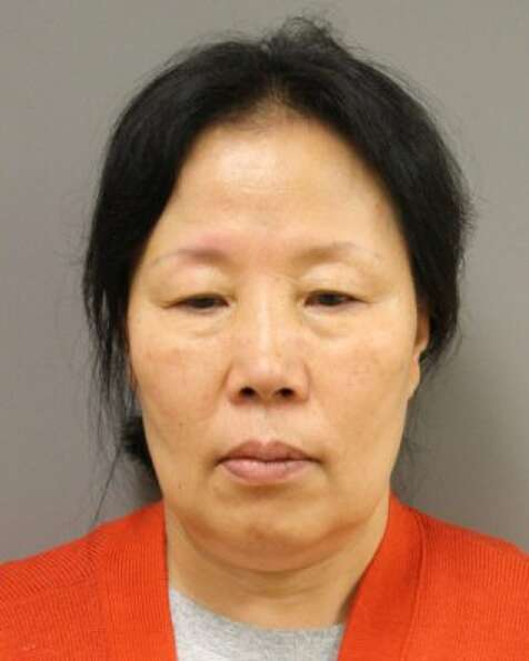 Myong Cha Chang is charged with operating a massage parlor without license.   (HCSO)