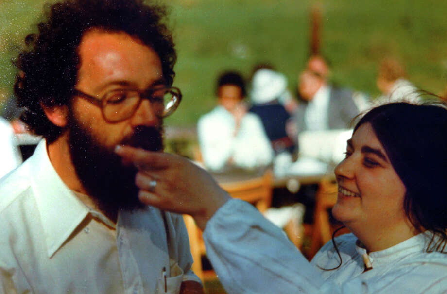 John Heath and his wife Elizabeth Gough-Heath on her wedding day in 1978. Elizabeth disappeared in 1984. John Heath pleaded not guilty to murdering his wife after her remains were found wrapped in bedclothes and stuffed head-first into a cistern beneath the floor of a barn on his former property in Newtown. The trial is expected to start Thursday, Sept. 26, 2013.  Photo: Contributed Photo, ST / Connecticut Post Contributed