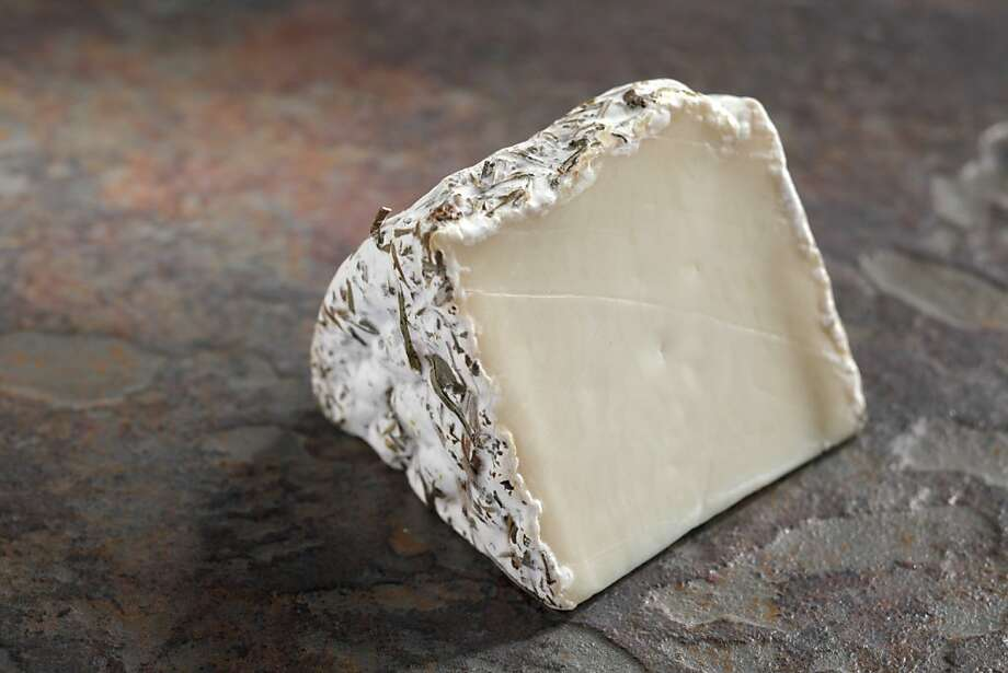 Capriole Julianna is named for a creamery apprentice who now makes cheese in England. Photo: Craig Lee, Special To The Chronicle