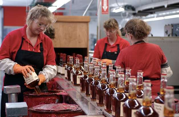 The Maker's Mark Distillery is open for tours and tastings. Photo: Maker's Mark