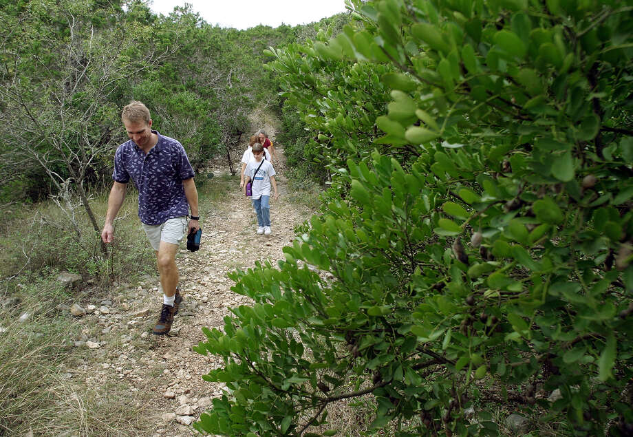 While everybody else is inside watching the game, get out and enjoy San Antonio's natural beauty at Government Canyon State Natural Area. It has more than 40 miles of hiking and biking trails that range from remote rugged canyon lands to gently rolling grasslands. More information Photo: J. MICHAEL SHORT, SPECIAL TO THE EXPRESS-NEWS / SAN ANTONIO EXPRESS-NEWS