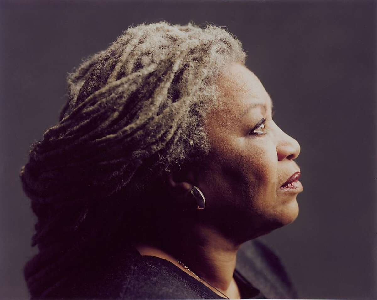 Toni Morrison, author of
