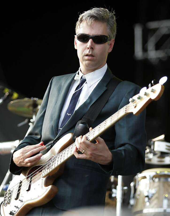 "Adam Yauch of the ""Beastie Boys"" performs at the Virgin Festival in Baltimore, Saturday, Aug. 4, 2007. Photo: Jeff Christensen, AP"