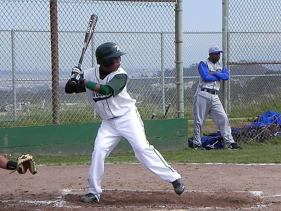 Westmoor High baseball player David Lait. Photo courtesy of Ivy Ramos. Photo: Ivy Ramos, Courtesy Photo