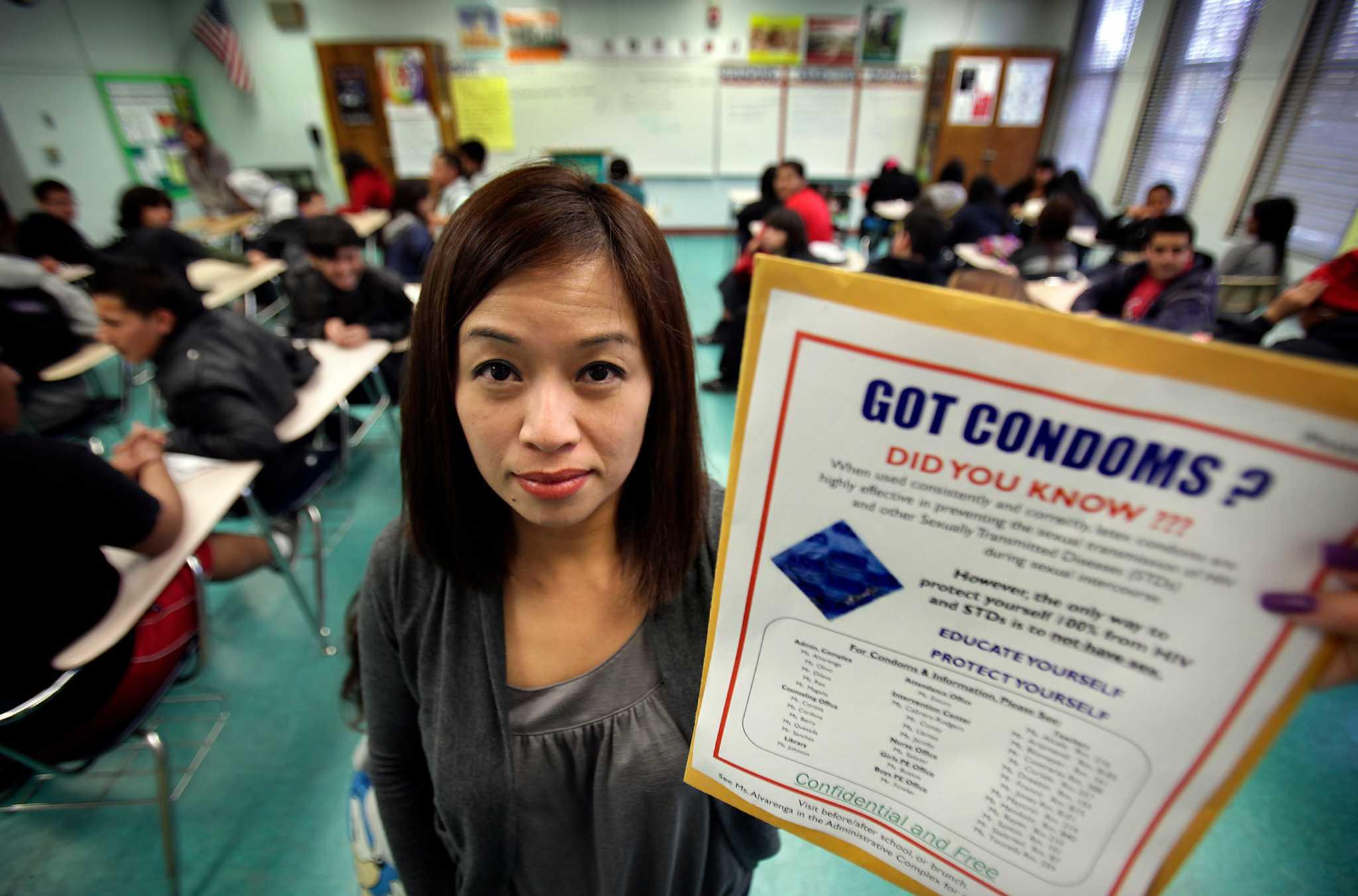 distribution of condoms in schools debate philippines