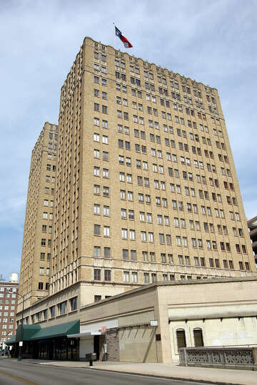 The Milam Building at 115 E. Travis St. has been a downtown fixture in the Alamo City since i
