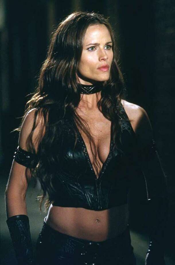 "Jennifer Garner established her superheroine credentials as Elektra Natchios in ""Daredevil"" and ""Elektra."" Photo: Twentieth Century Fox"