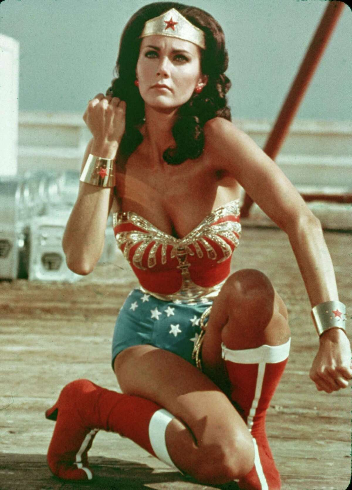 Playing perhaps the most famous female superhero of all time, Lynda Carter performed three seasons of the television series