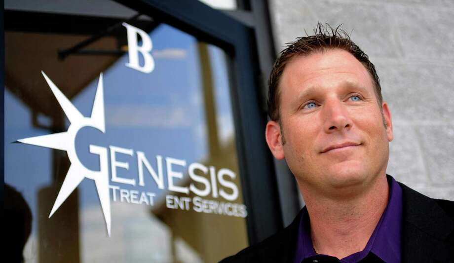 Joel Prell, who runs Genesis Treatment Services, a methadone clinic in Pikesville, Md., says fears and stereotypes feed opposition to such drug therapy centers. He ended up moving his operation to a business park. Photo: Barbara Haddock Taylor / Baltimore Sun