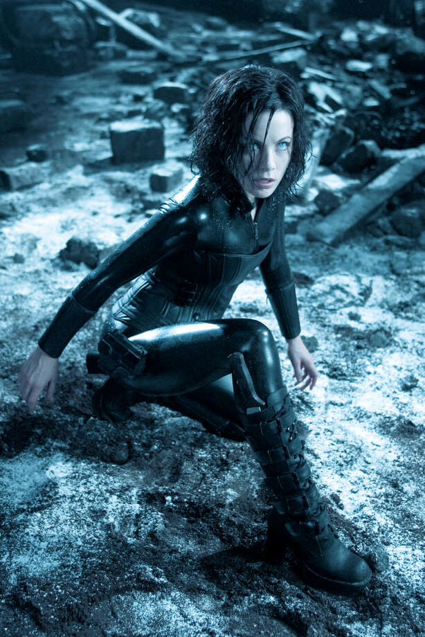 "Kate Beckinsale starred as the vampire Selene in four ""Underworld"" films, the most recent released in January. Photo: Doug Curran, Screen Gems Via AP / © 2004 Screen Gems, Inc. All Rights Reserved."