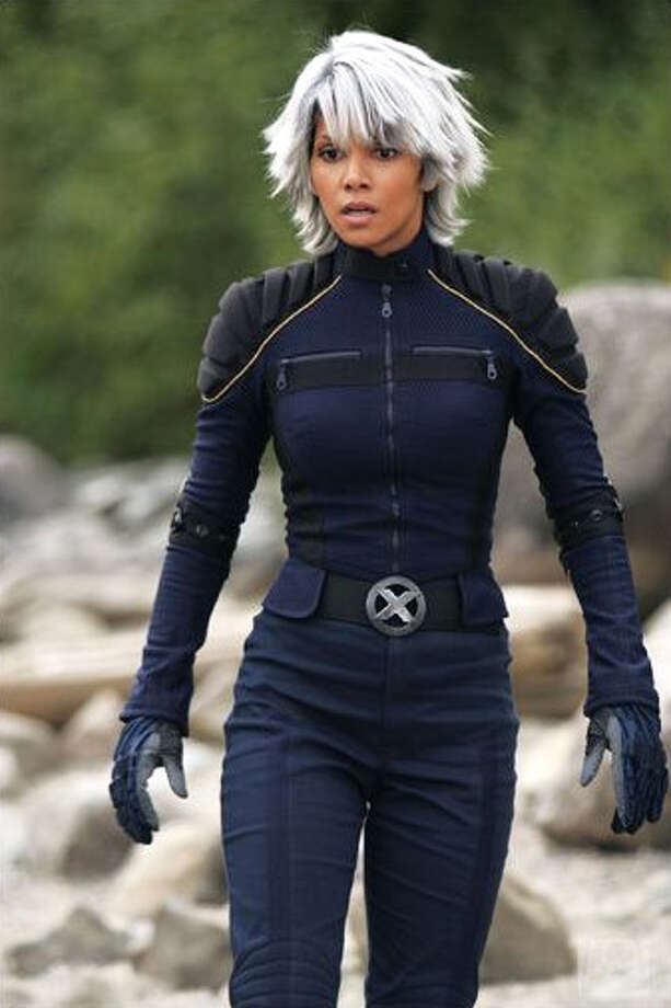 "Halle Berry was ""Storm"" in ""X2,"" a part of the X-Men franchise. Photo: Twentieth Century Fox"