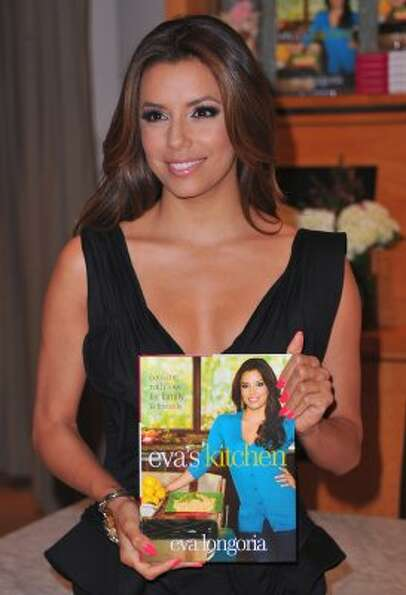 Eva Longoria is a co-chair of Obama's re-election campaign.