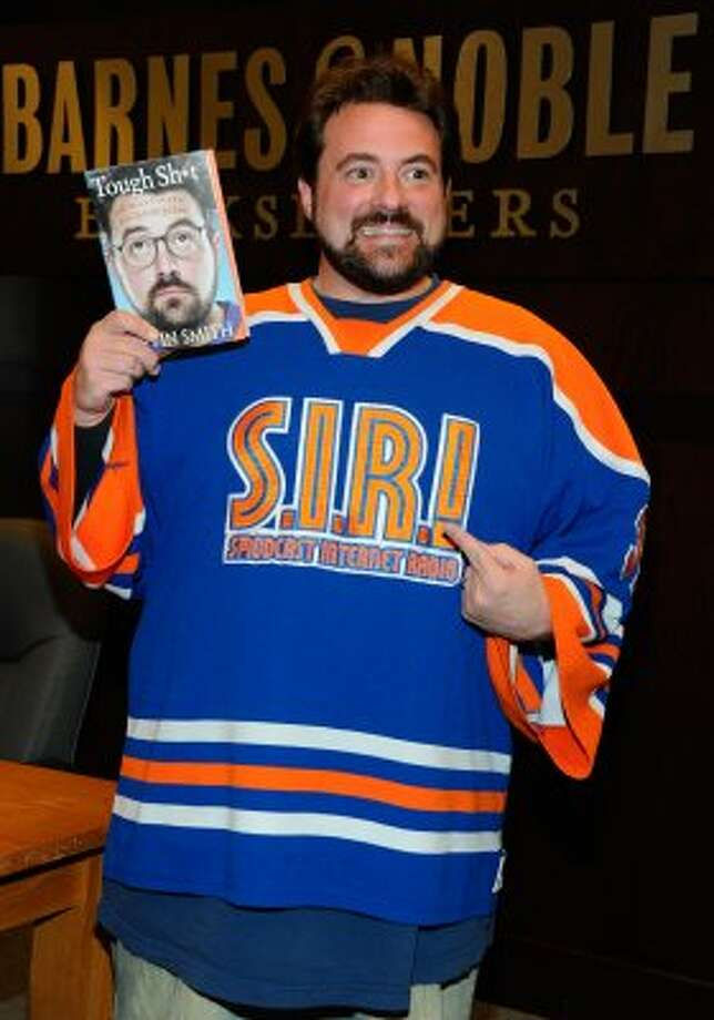 "Kevin Smith has a podcast called ""Fatman on Batman."""