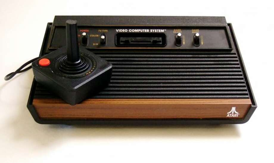 1977: The Atari 2600. (Screen grab / Atari Corp.)