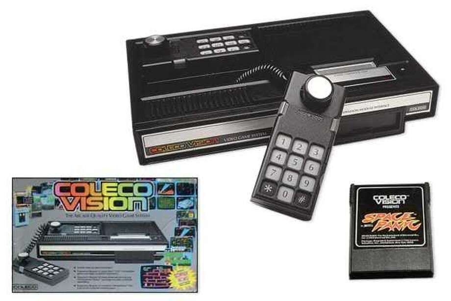 1982: Coleco Industries' ColecoVision. (Screen grab)