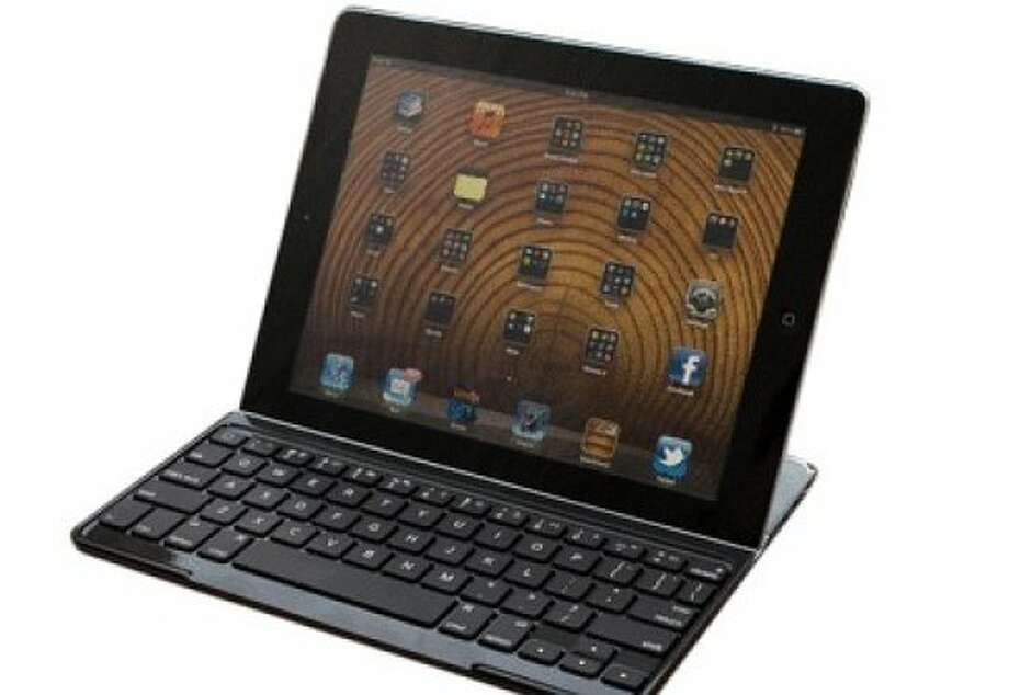 Logitech Ultrathin Keyboard Cover Photo: Cnet Review