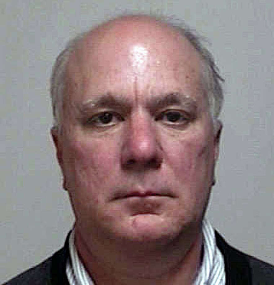 Darien resident Frank Angelo, 54, has been charged with larceny by scheme. Photo: Contributed Photo / Fairfield Citizen