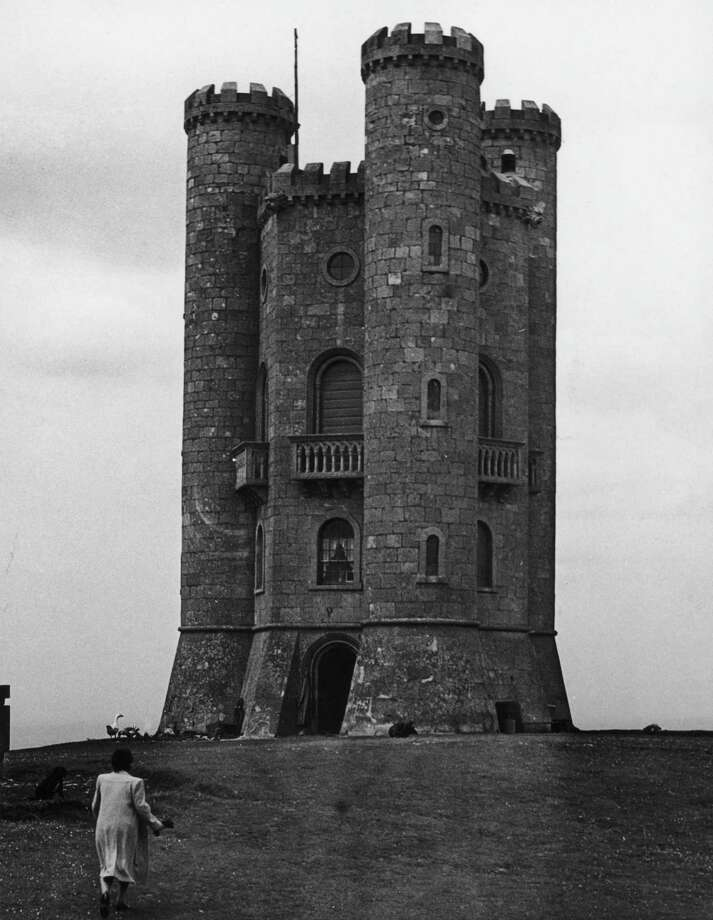 Broadway Tower, on Broadway Hill in the Cotswolds, Worcestershire, U.K. is shown on June 10, 1948. It was designed by James Wyatt and built for Lady Coventry in 1799. Photo: Maeers, Getty Images / 2009 Getty Images