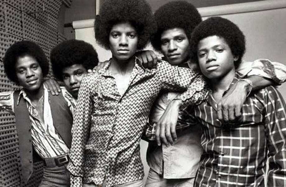 The Jackson 5: Featuring Marlon, Tito, Michael, Jermaine and Jackie. Later to be joined by Randy, who totally messed up the band's name. (UMG)