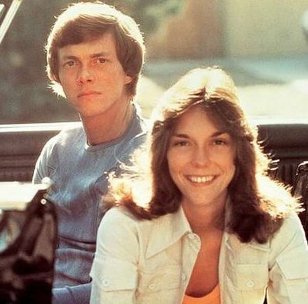 The Carpenters: Richard and Karen Carpenter made up one of the most successful musical duos of all t