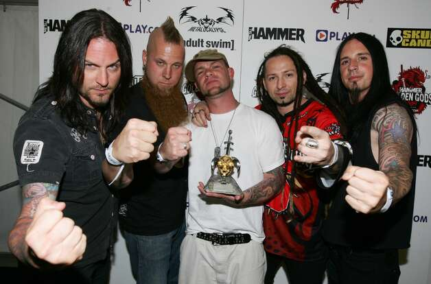 July 28: Dog Jam featuring Five Finger Death Punch, Ford Park, Beaumont.