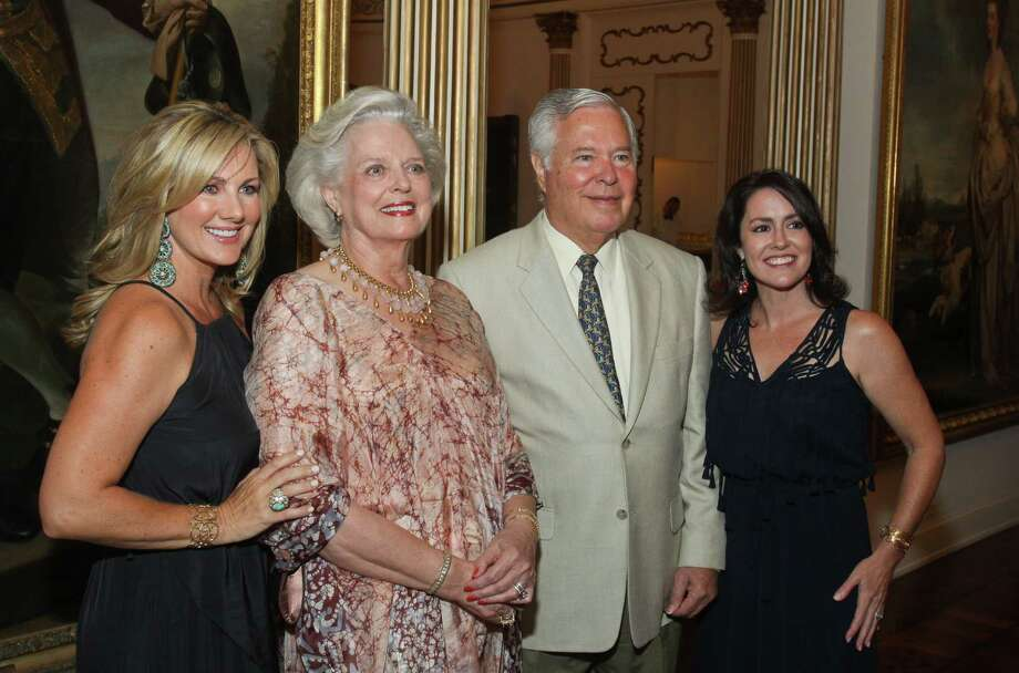 Anne Carl, from left, Lucy and William Carl and Laurie Carl. Photo: Gary Fountain / Copyright 2012 Gary Fountain.