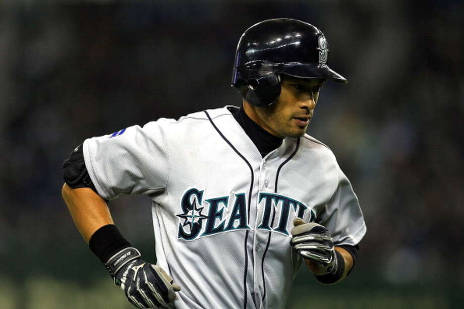 Who is the highest-paid athlete in world? Forbes put together a list of the top 100 -- but we decided to just focus on the top 25 (plus the highest-paid female athlete). Except, of course, we had to name our one and only local athlete to make the list ....No. 39 Ichiro SuzukiSport: BaseballTotal earnings: $24 millionSalary/winnings: $17 millionEndorsements: $7 million Photo: Koji Watanabe, Getty Images / 2012 Getty Images