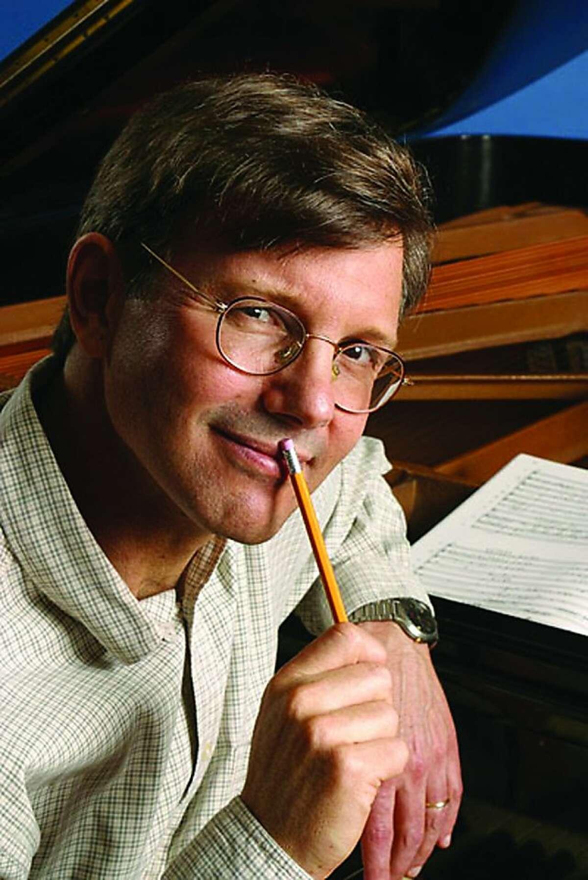 Composer Rob Kapilow