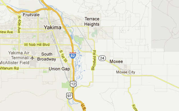 6. Moxee City: Located southeast of Yakima, Moxee City's police weren't particularly busy in 2011. The city of 3,500 saw a total crime rate of 9.7 reported crimes per 1,000 residents and no violent crimes. Photo: As Credited