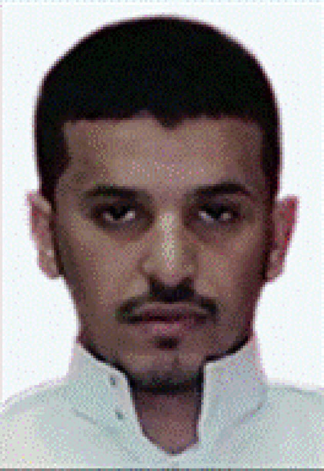 FILE - This undated file photo released Oct. 31, 2010, by Saudi Arabia's Ministry of Interior purports to show Ibrahim Hassan al-Asiri.  The CIA thwarted an ambitious plot by al-Qaida's affiliate in Yemen to destroy a U.S.-bound airliner using a bomb with a sophisticated new design around the one-year anniversary of the killing of Osama bin Laden, The Associated Press has learned.   (AP Photo/Saudi Arabia Ministry of Interior, File) Photo: HO