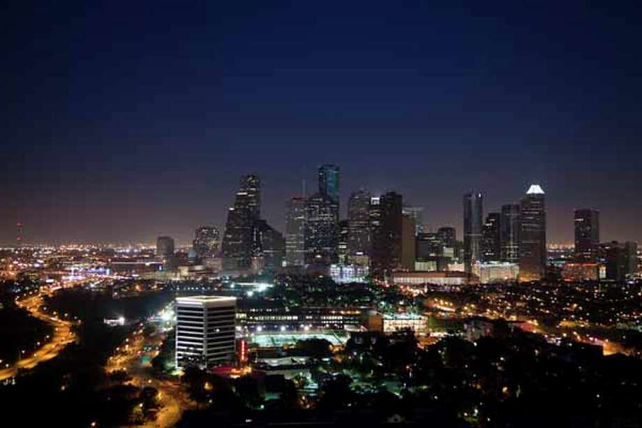 Houston ranks No. 2 in the most recent Forbes Magazine ranking of top big cities for jobs, and other Texas metro areas scored well, too. Photo: Smiley N. Pool, Houston Chronicle / Houston Chronicle