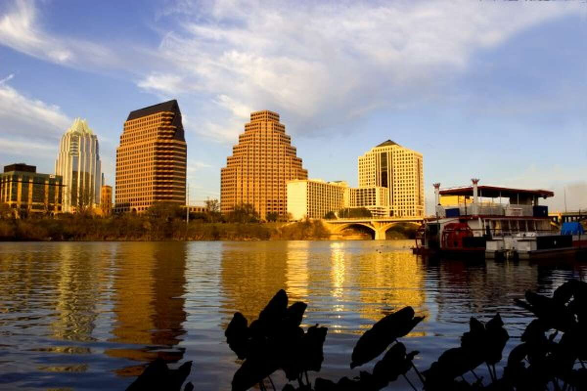 Austin (including Round Rock and San Marcos) places at the top of Forbes' list. (Dan Herron / Austin CVB)