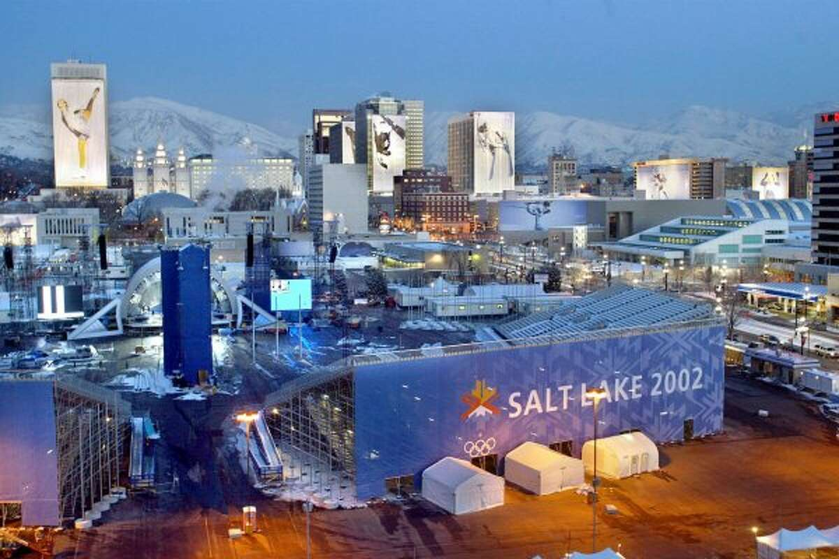 Salt Lake City is No. 3. (TOM SMART / AP)
