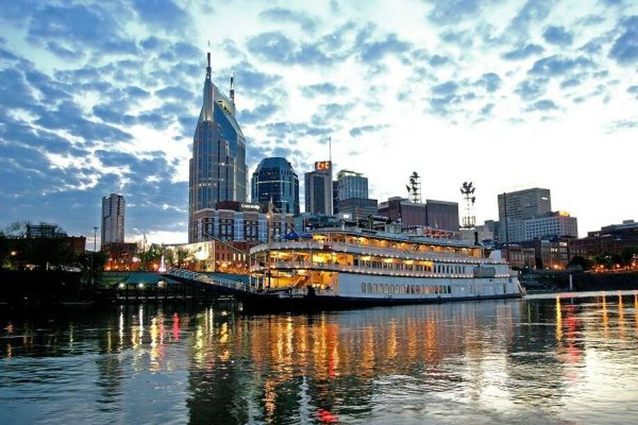 10. Nashville, Tennessee2013 rank: 14Total number of meeting hotels: 125